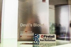 Fireball Badge