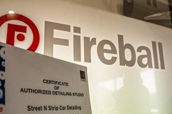 Fireball Certificate