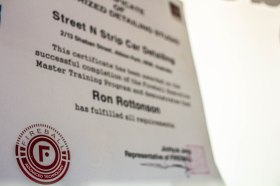 Fireball Certification